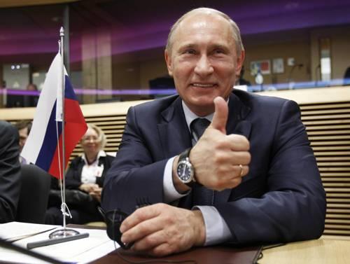 Путін зізнався, щоунього є онуки
