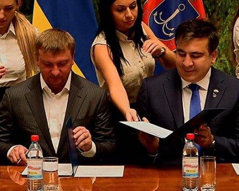 Министр юстиции Украины подает в суд на Михаила Саакашвили