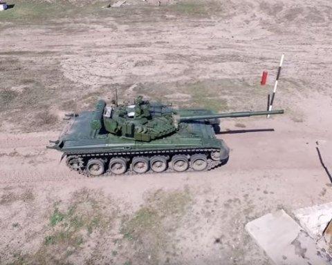 ВСУ на Донбассе получат партию восстановленных танков Т-80: опубликовано видео