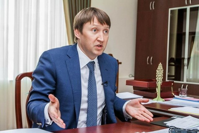 Глава Мінагрополітики України подав у відставку