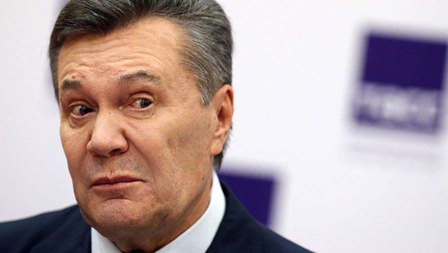Янукович хоче у суді «позмагатися» з Луценком у справі про державну зраду