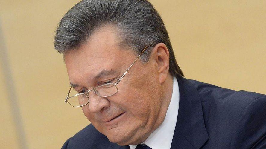Суд у справі Януковича виніс перше рішення