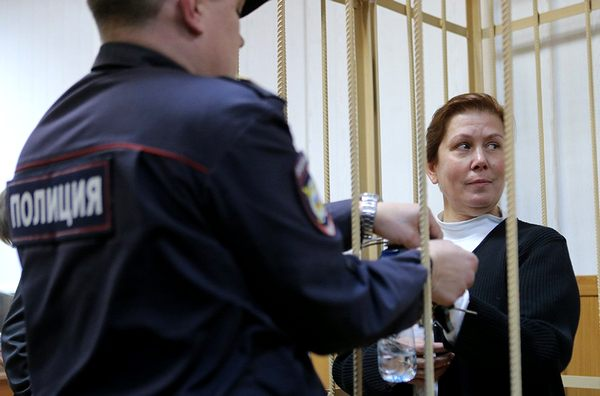 Суд оголосив вирок усправі екс-директорки Бібліотеки української літератури уМоскві
