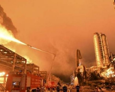 В Китае на заводе прогремел мощный взрыв: детали инцидента