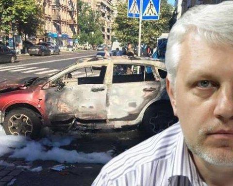 Порошенко рассказал, что он ждет по делу об убийстве Павла Шеремета