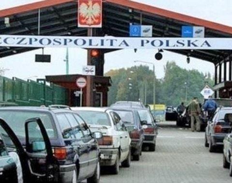 На украинско-польской границе задержаны выходцы из Ближнего Востока