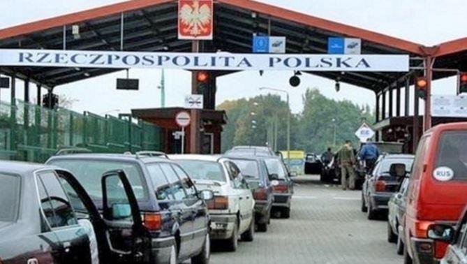 На українсько-польському кордоні затримано вихідців з Близького Сходу