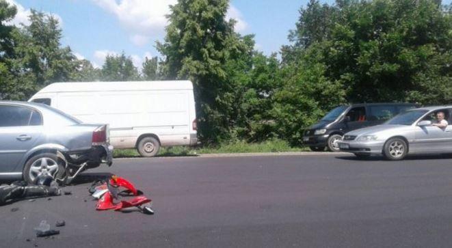 На Буковині сталася жахлива аварія за участю одразу двох мотоциклістів