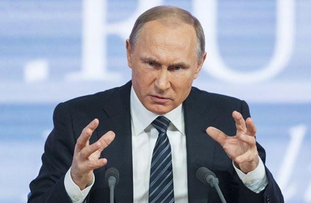 Путін знайшов «винного» вконфлікті України і Росії