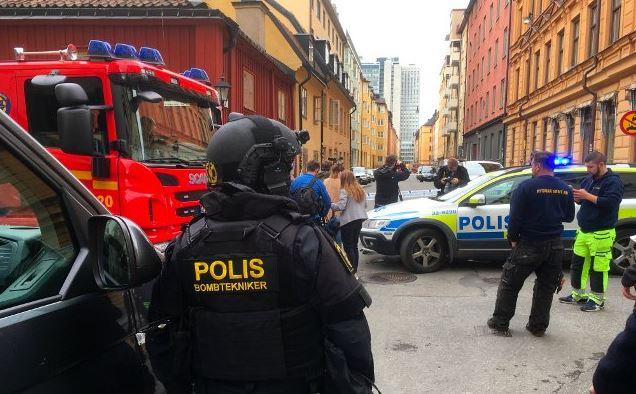 Масштабна спецоперація у Стокгольмі: поліція шукає небезпечного злочинця