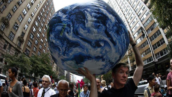 Мировые лидеры потрясены решением США по Парижскому соглашению