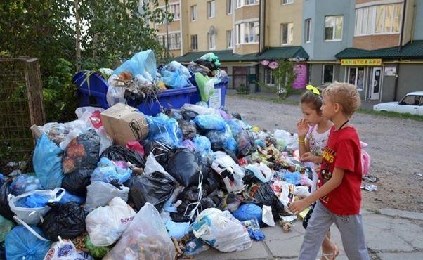 Суд арештував директора компанії звивезення сміття уЛьвові