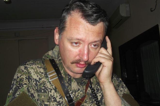 «Залишилося два тижні»: Гіркін закликав бойовиків накивати п'ятами з Донбасу