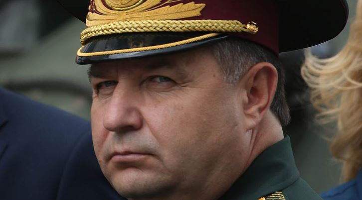 Полторак пояснив, про що свідчить загострення на Донбасі