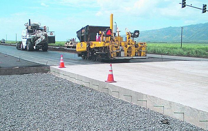 Стало известно, где в Украине появятся новые бетонные дороги
