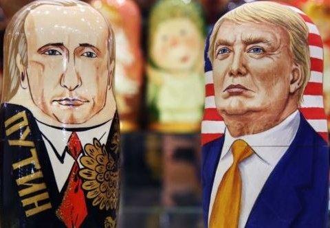 СМИ считают, что Трамп хочет дружить с Путиным