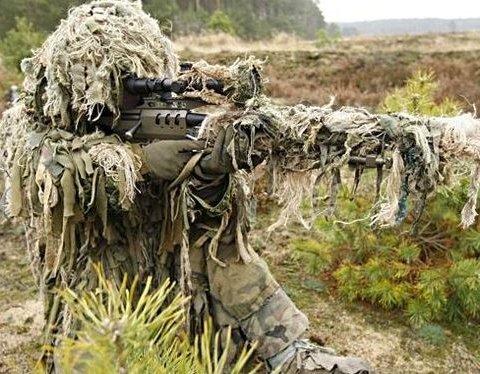 Бойцы ВСУ ликвидировали вражеских снайперов на Донбассе