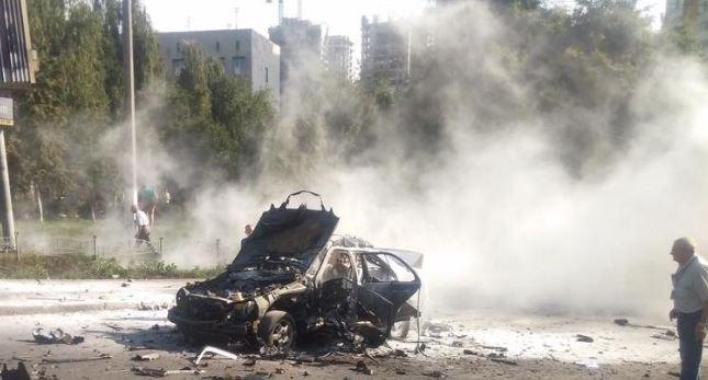 МОУкраины подтвердило смерть сотрудника ГУР при взрыве вКиеве