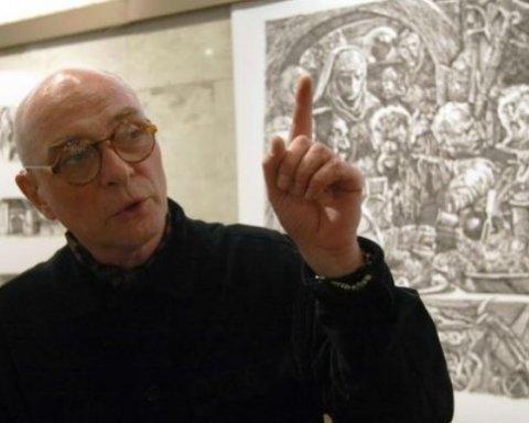 В Киеве умер известный украинский художник