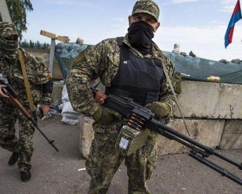 В штабе АТО рассказали, где боевики обстреляли ВСУ из тяжелого оружия