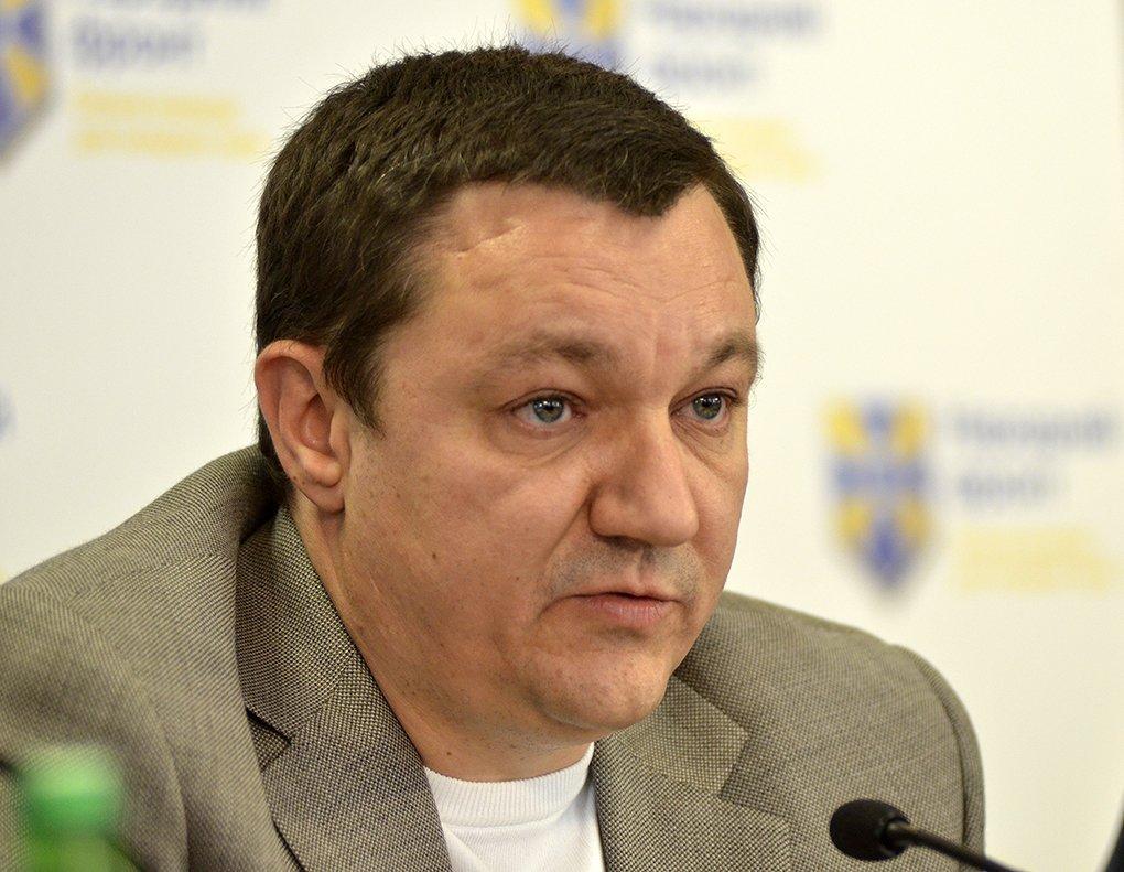 Дмитрий Тымчук: операция на Донбассе выросла из узких штанов АТО