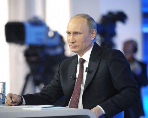 Прямая линия Путина: остроумная реакция соцсетей