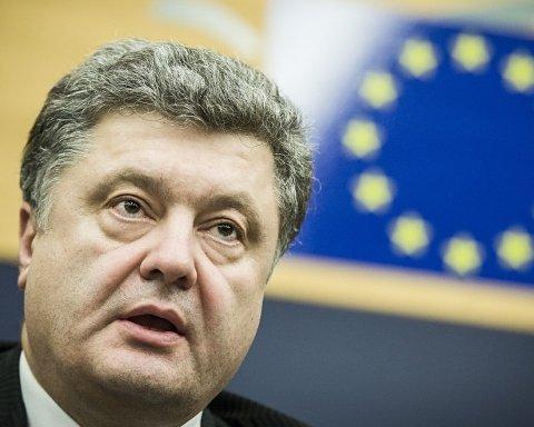 Порошенко сообщил когда в Украине пройдут референдумы о членстве в ЕС и НАТО