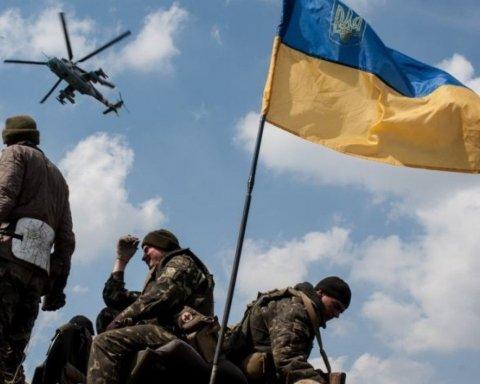 Бойовий кіт рятує життя українським військовим на Донбасі