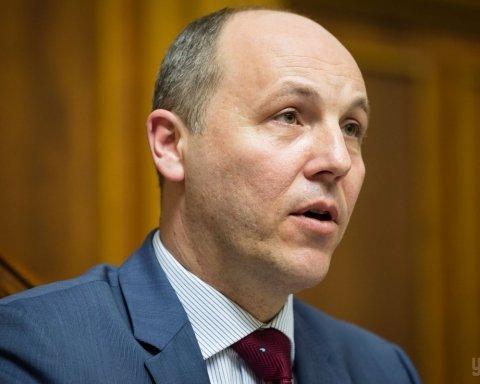 Деоккупация Донбасса: Парубий сделал новое заявление