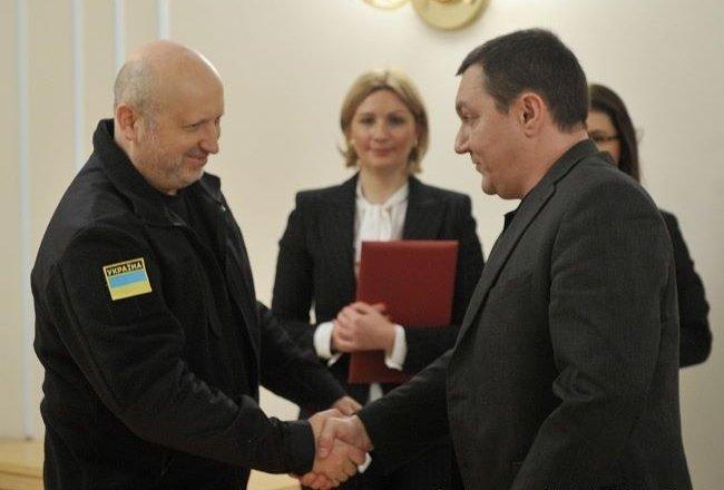Дмитрий Тымчук объяснил заявление Турчинова о прекращении АТО на Донбассе