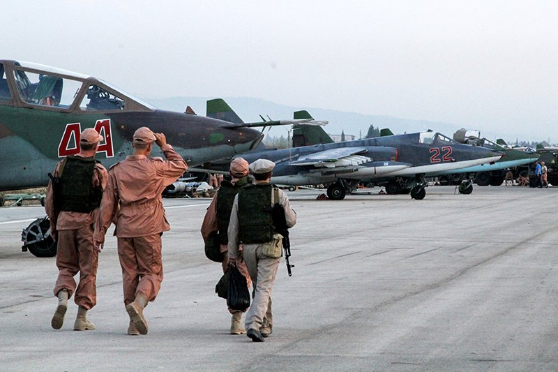 Стало известно, как долго армия Путина будет находиться в Сирии