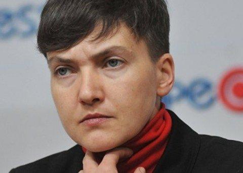 «АТОшники все больше похожи на чмошникив»: Савченко прокомментировала атаку яйцами