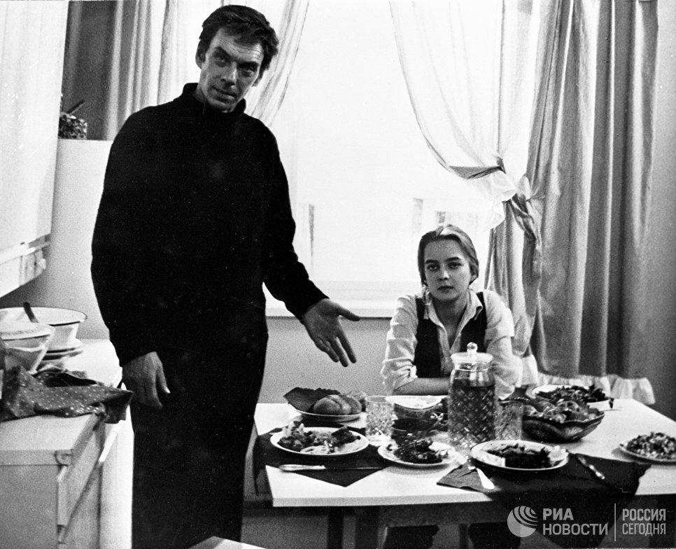 УРосії помер відомий актор Олексій Баталов
