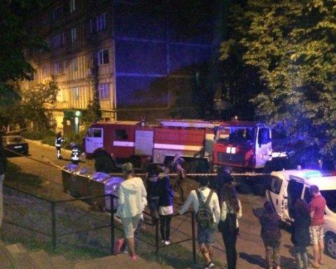 Встановлена причина сильного вибуху у Вишгороді: оприлюднено відео