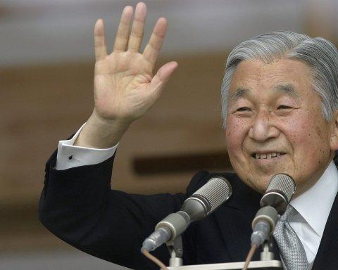 Японский император получил спецразрешение на отречение от престола