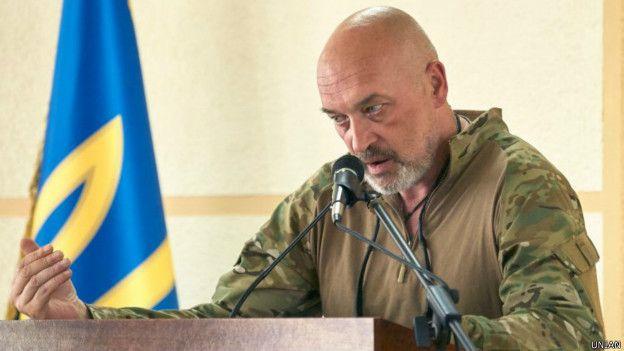 Тука: Донбасс отрадиации уже неспасти, пора вывозить людей