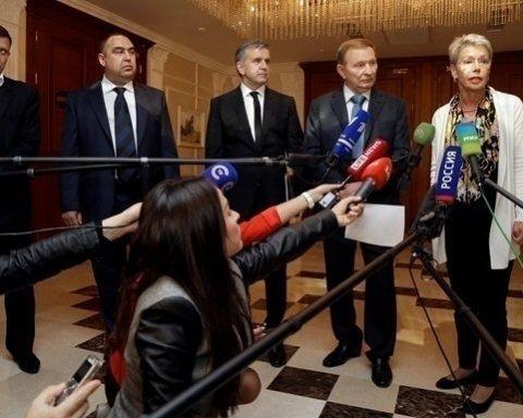 Законопроект о возвращении Донбасса «согласуют» с сепаратистами на переговорах в Минске