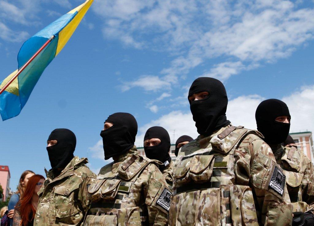 Бійці добробатів отримали статус учасників АТО