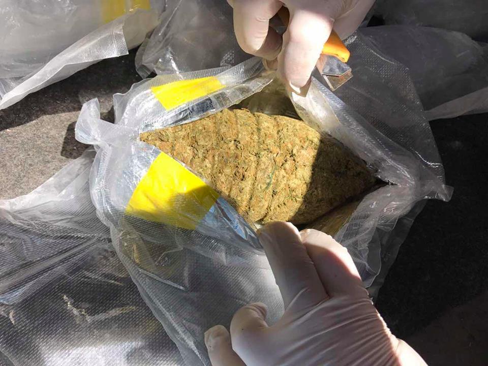 Из зоны АТО в Москву везут элитную марихуану — СБУ