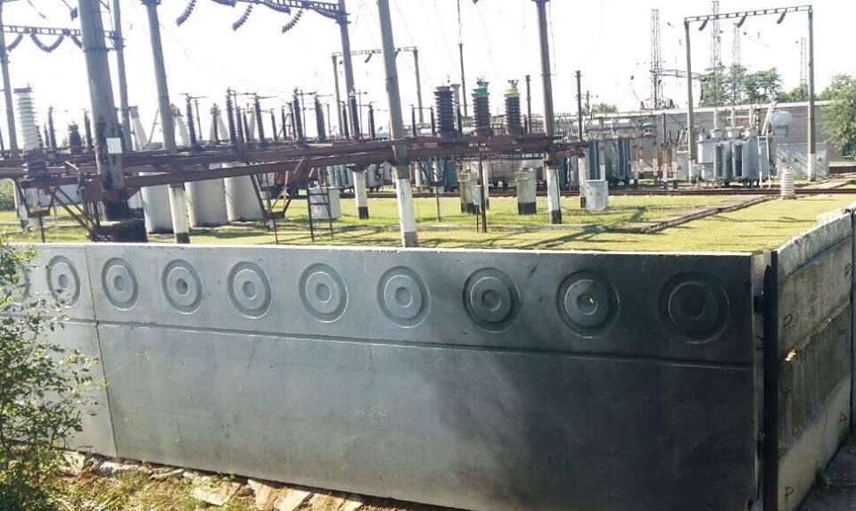 Аброськін: ВДонецькій області невідомі намагалися підірвати електропідстанцію