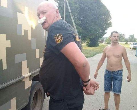 Полиция обнародовала свои версии избиения ветеранов АТО под Кропивницким