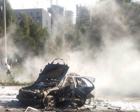 У Авакова розповіли, хто стоїть за вибухом авто в Києві