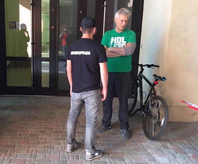 У Києві затриманий фігурант справи Курченко