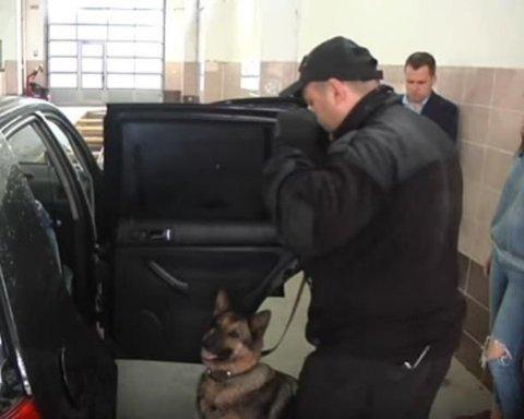 Пограничник подбросил своей девушке наркотики, чтобы признаться в любви: видео