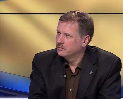 Тарас Чорновил: Янукович был трусом и не выполнил функцию, которую на него возлагал Путин