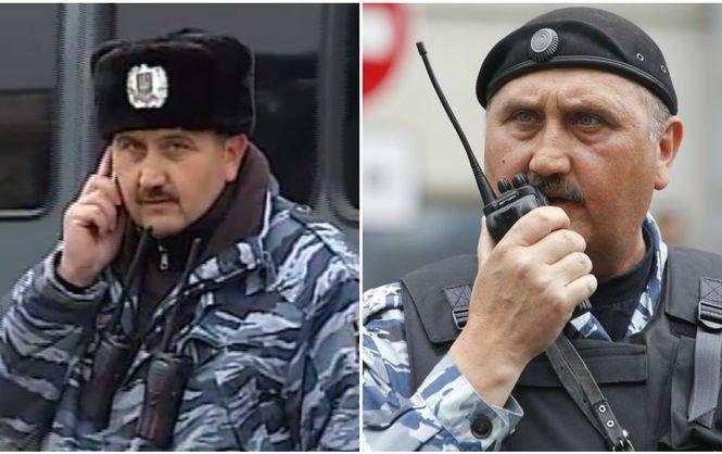 Розгоном акції протесту в Москві керував екс-командир київського «Беркуту»