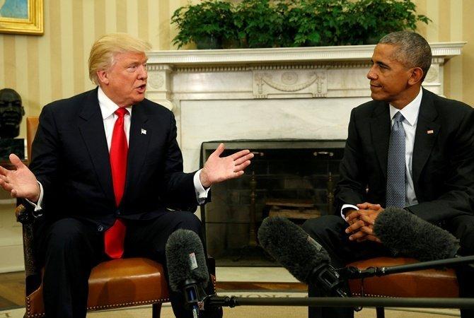 Трамп обвинил Обаму в аннексии Крыма
