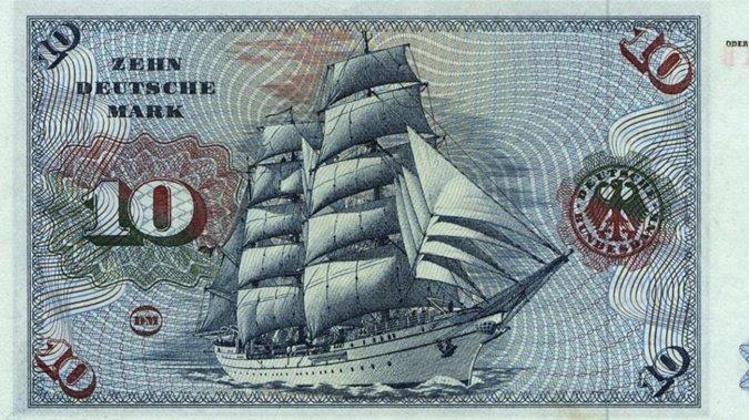ВГермании выпустили банкноту номиналом нуль евро