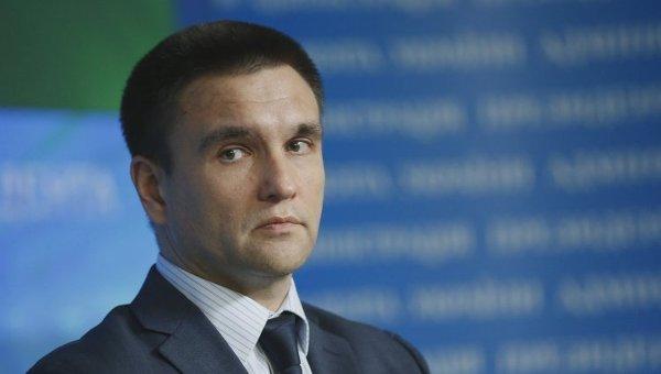 Клімкін аргументував позицію України щодо постачання ракетних двигунів до КНДР