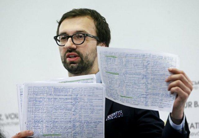 Лещенко відповів на рішення суду на користь Авакова